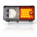LED multifunctional front lamp URSUS RIGHT (491)