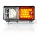Lampa LED zespolona przednia URSUS PRAWA (491)