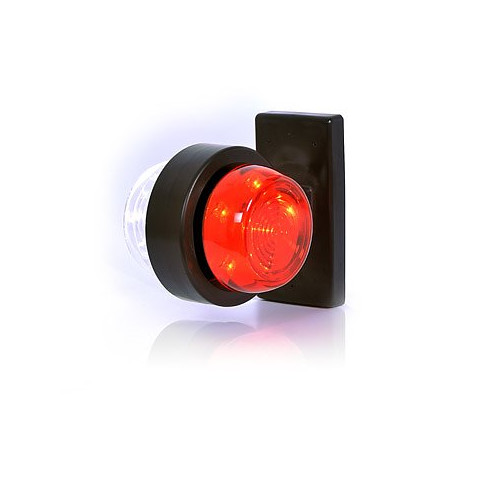 LED front-rear end-outline lamp short (544bc/ii)