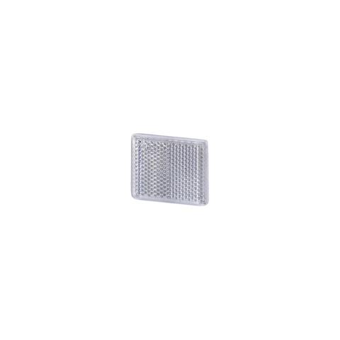 Odblask samoprzylepny 38x47 biały (UO234)