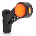 Lampa LED pozycyjna boczna 3 funkcje PRAWA (790P)