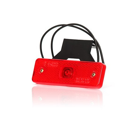 LED rear assembly end-outline lamp red (218Z)