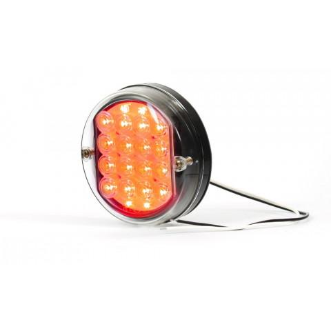 Lampa LED hamowania okrągła W35 (177)