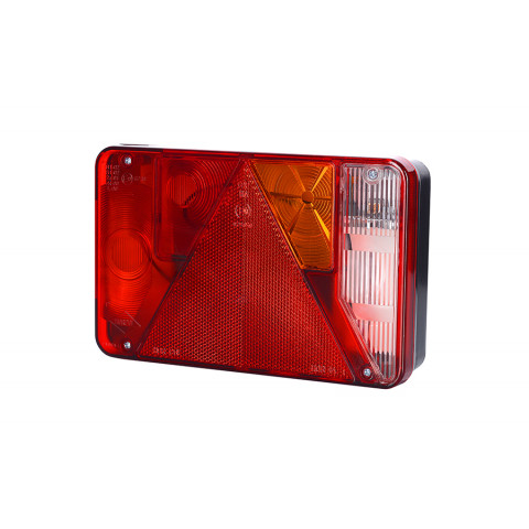Multifunctional rear lamp with triangle 6 functions RIGHT (LZT470)