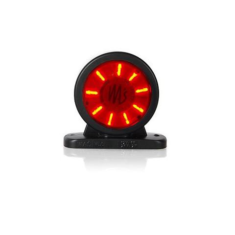 Lampa LED obrysowa przednio-tylna 12V/24V (515BC)