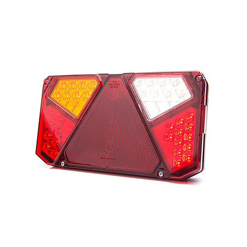 Lampa LED zespolona tylna 6 funkcji LEWA (915)