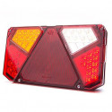 Multifunctional LED rear lamp 6 functions LEFT (915)