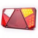 Lampa LED zespolona tylna 6 funkcji PRAWA (916)