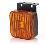 LED side position lamp with holder (302Z)