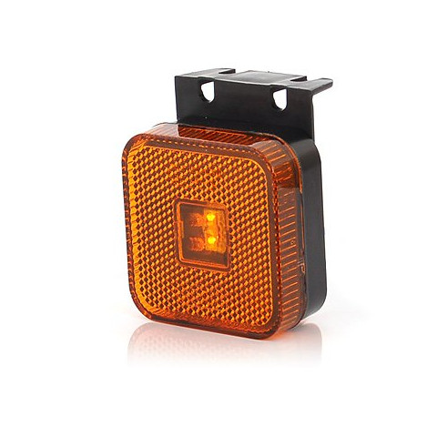 Lampa LED pozycyjna boczna z uchwytem (302Z)