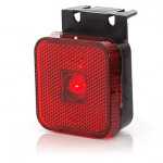 LED rear end-outline lamp with holder (304Z)