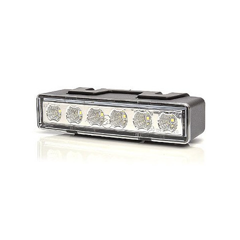 LED warning lamp amber 12V/24V (898.2)