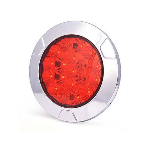 LED rear fog lamp round (1082)