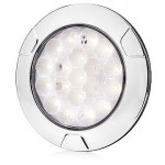 Lampa LED cofania okrągła (1083)