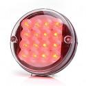 Lampa LED przeciwmgielna 12V (168)