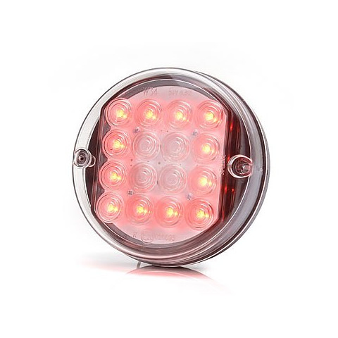 LED rear position lamp 24V round (175)