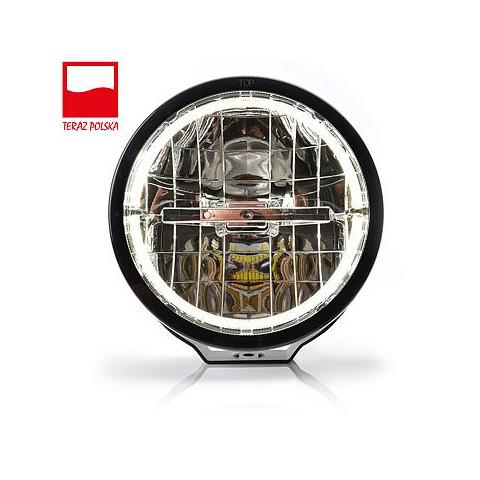 Lampa LED drogowa pozycyjna przednia 12V/24V (870)