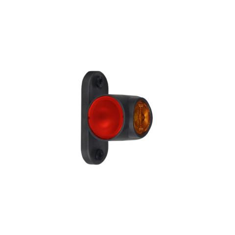 Lampa LED obrysowa potrójna wysięgnik (LD2040)