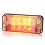 Multifunctional LED rear lamp 3 functinos 12V/24V (821)