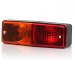 Multifunctional rear lamp 3 functions 12V/24V (40)
