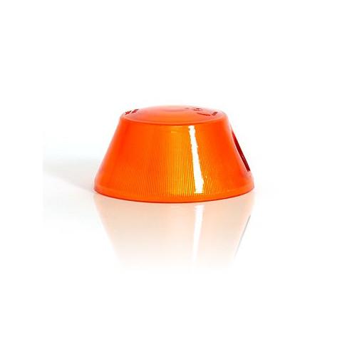 Klosz lampy WE92 pomarańczowy krótki (20)