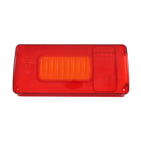 LZT329 multifunctional rear lamp cover LEFT (KZT351)