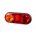 LED multifunctional rear lamp 3 functions LEFT (2006)