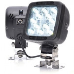 LED work lamp with switch 12LED W82 (692)