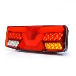 Lampa LED zespolona tylna 6 funkcji PRAWA 1062