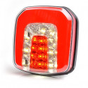 Multifunctional LED rear lamp 4 functions 12V-24V 1090