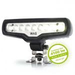 Lampa LED robocza 4100lm 9LED rozproszone 1078
