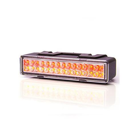 Lampa LED zespolona tylna 3 funkcje długa (747)