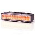 Multifunctional LED rear lamp 3 functions long (747)