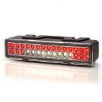 Multifunctional LED rear lamp 2 functions long (750)