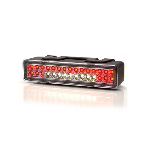 Multifunctional LED rear lamp 2 functions long (750)