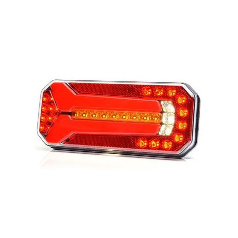Lampa LED zespolona tylna 7 funkcji LEWA 1105L