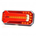 Multifunctional LED rear lamp 7 functions LEFT 1105L