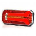 Lampa LED zespolona tylna 6 funkcji 1111L/P