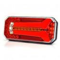 Lampa LED zespolona tylna 6 funkcji L/P 1123 DD