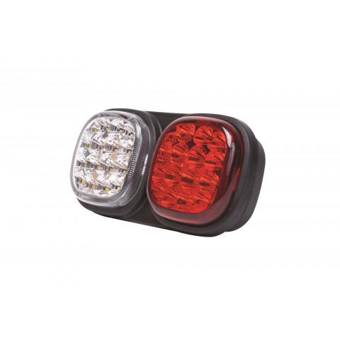 Lampa LED zespolona tylna 2 funkcje 12V/24V L12.05