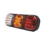 LED rear combination lamp 4 functions 12V/24V L13.00