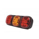 Lampa LED zespolona tylna 4 funkcje 12V/24V L13.01