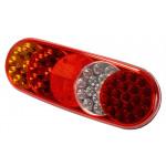 Lampa LED zespolona tylna 5 funkcji 12V 24V L78.00