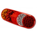 LED rear combination lamp 5 functions 12V/24V L78.00