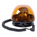Lampa ostrzegawcza magnes 12V 24V B104.70