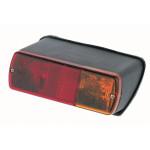 Lampa tylna 4 funkcje LEWA 12V 24V 9059.01
