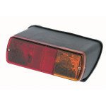 Rear lamp 4 functions LEFT 12V 24V 9059.01