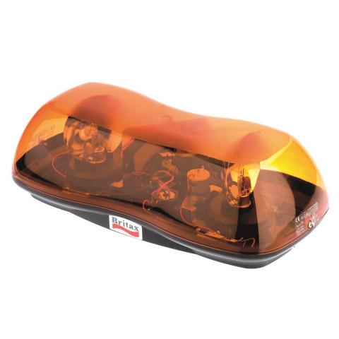 Lampa ostrzegawcza kogut na śrubę 24V A421.00