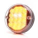 Lampa LED zespolona przednia 12V 215