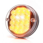 Multifunctional LED front position direction lamp 12V (215)